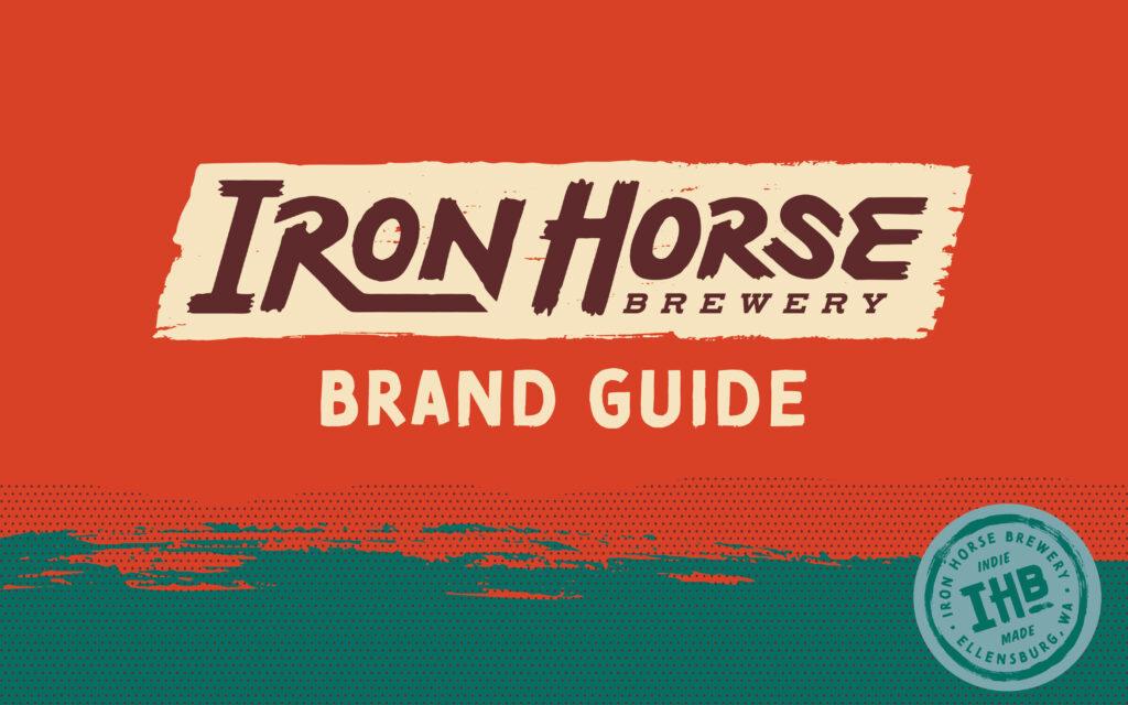 Iron Horse Brewery Rebranded Logo